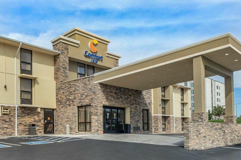 Comfort Inn Nashville - Opryland Area