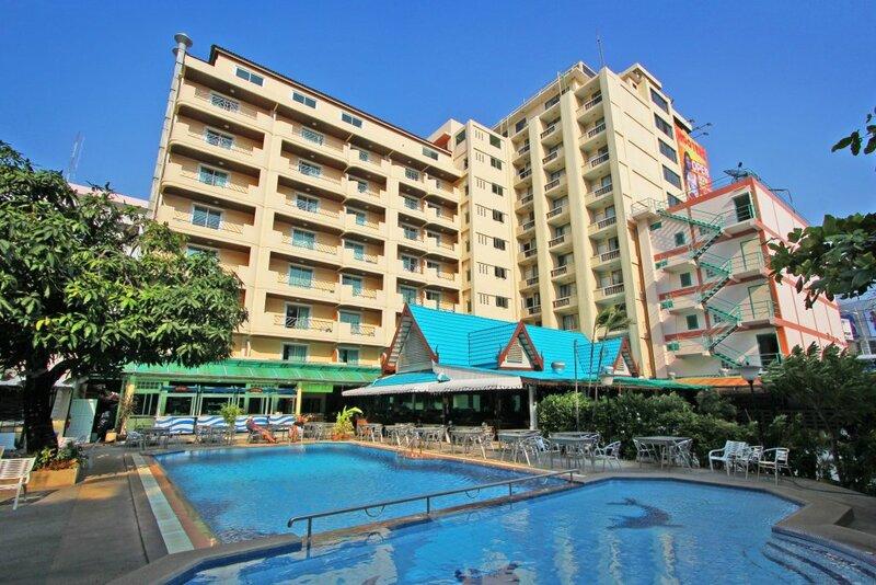 Lek Hotel Pattaya