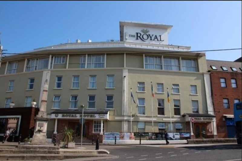 The Royal Hotel and Merrill Leisure Club