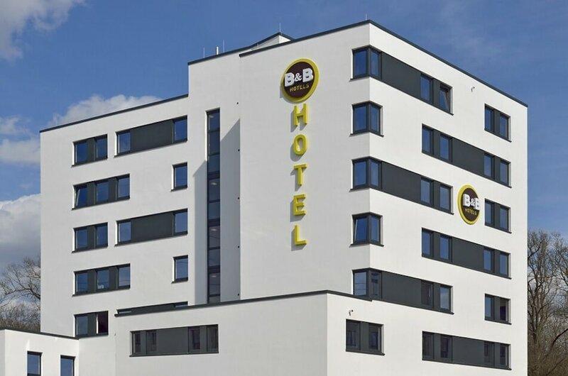 B&b Hotel Stuttgart-Airport/Messe