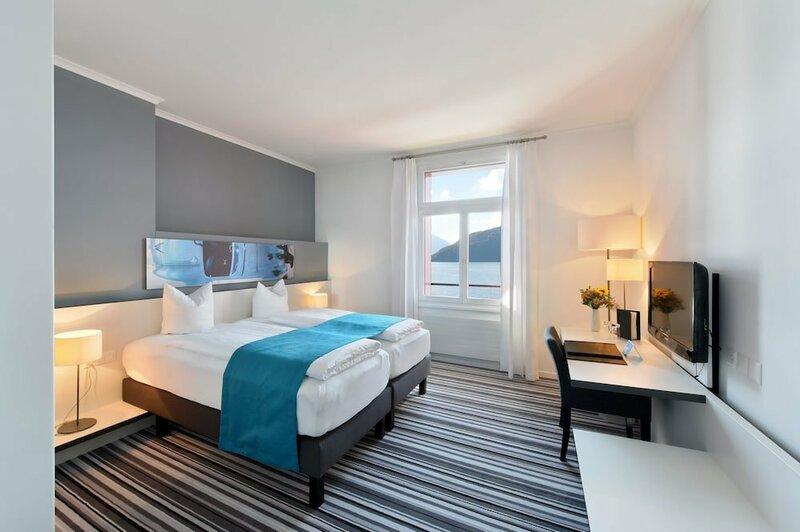 Hotel Vitznauerhof - Lifestyle Hideway at the Lake
