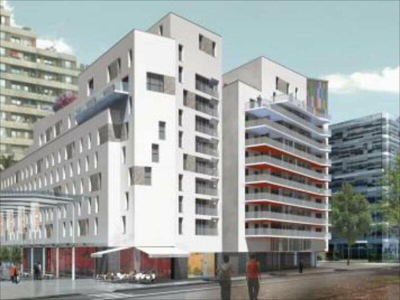 Lagrange Apart'HOTEL Paris Boulogne
