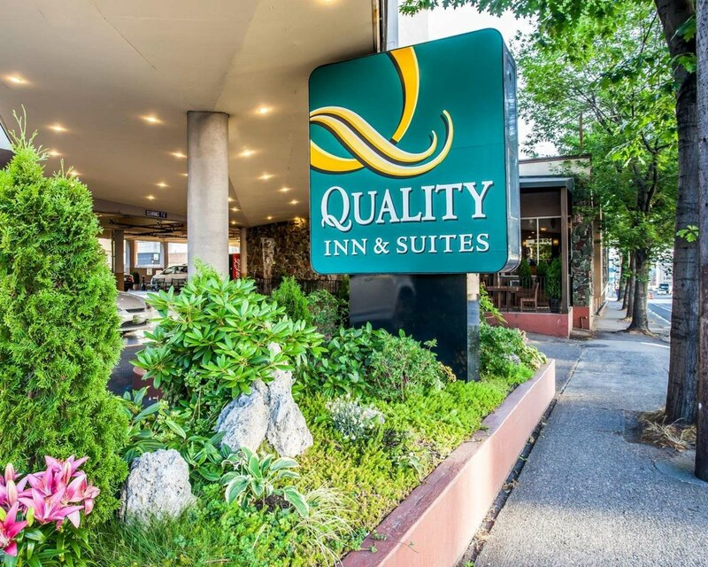 Quality Inn and Suites Seattle Center Downtown