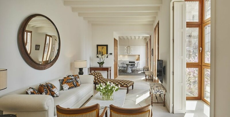 Boutique Hotel Suite Apartment 2 Bedrooms in Palma