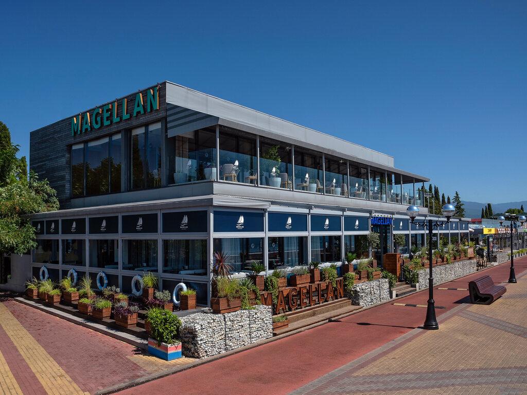 restaurant — Магеллан — Sochi, photo 1