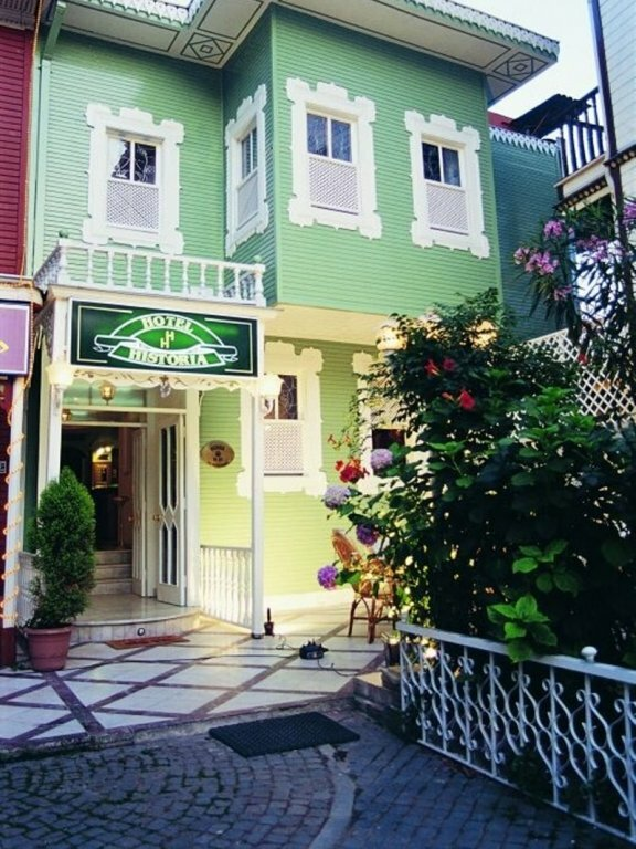 Отель Historia