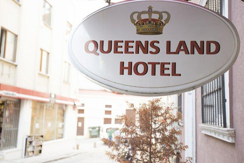 Отель Queens Land Istanbul
