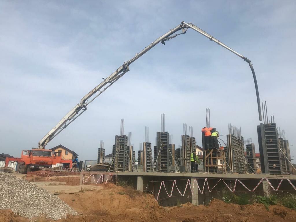 Русь бетон домодедово купить раствор бетона в прокопьевске