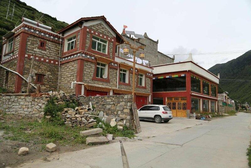 Mt. Four Girls A Lee Ben Hostel