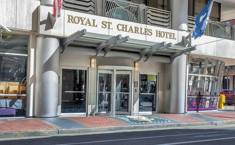 Royal St. Charles Hotel