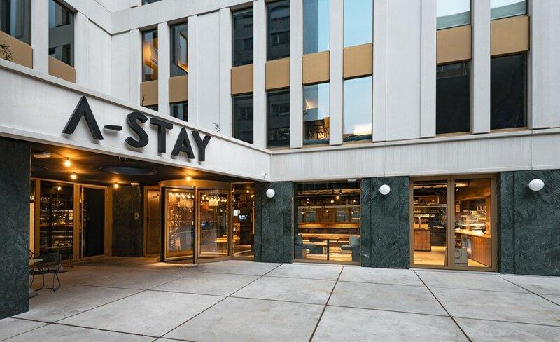 A-stay Antwerpen