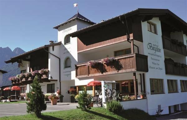 Hotel Burgstein - Alpin & Lifestyle