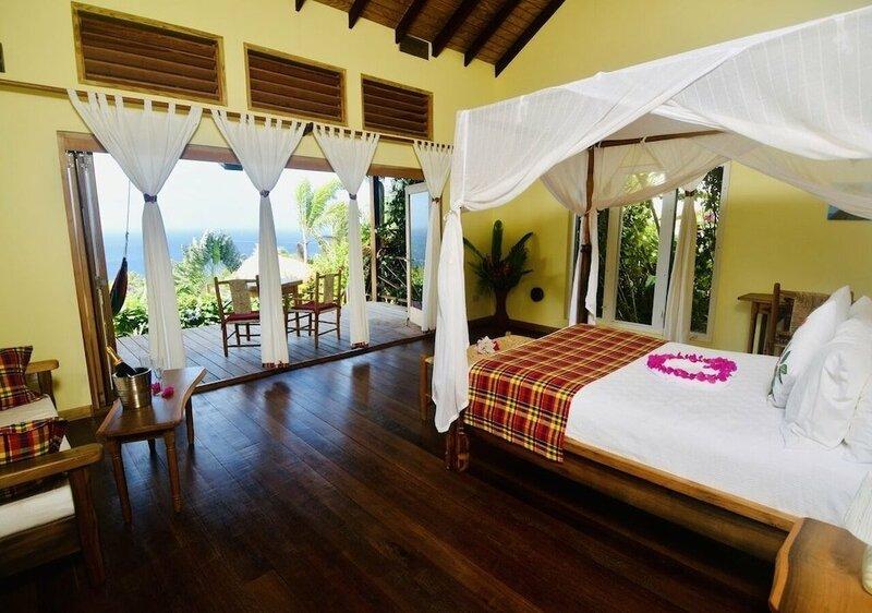 Tet Rouge Resort St. Lucia