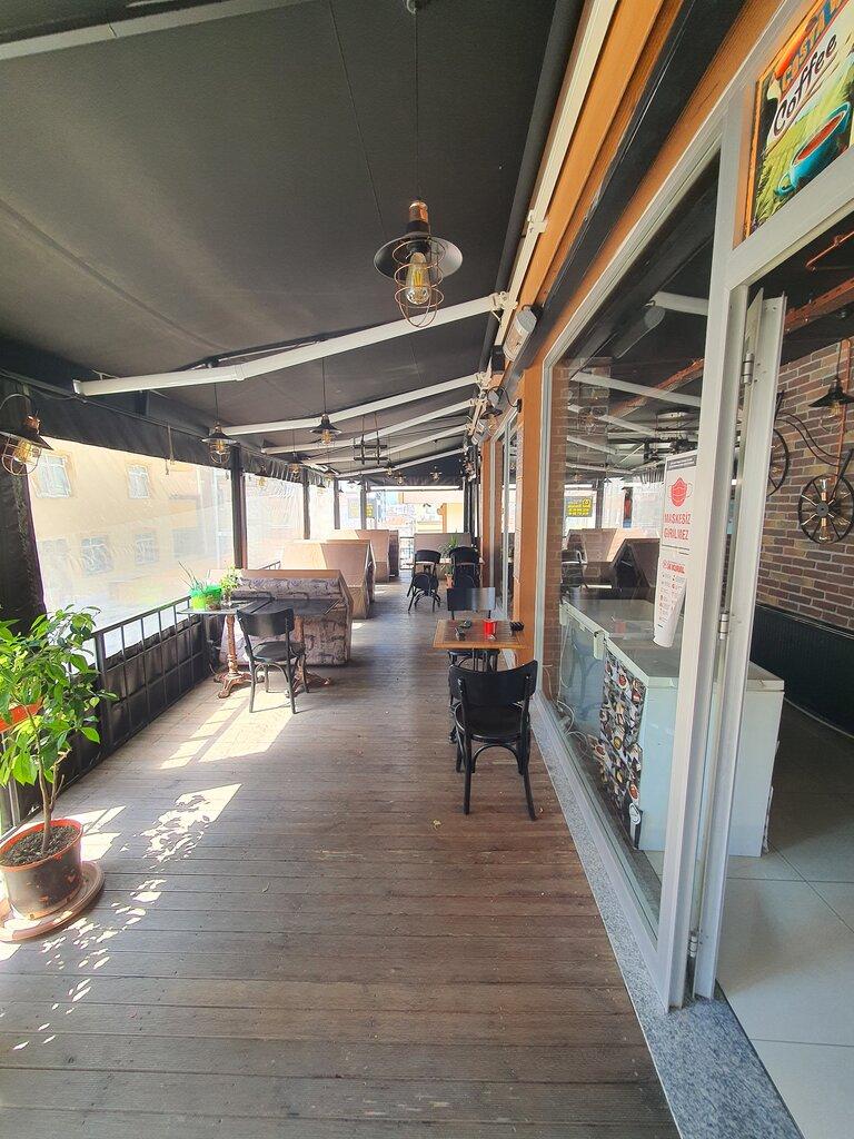 kafe — Ateş Kitchen & Coffee — Ataşehir, foto №%ccount%