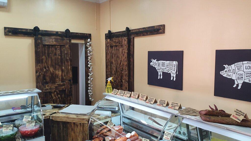 магазин мяса, колбас — Мясоедовъ — Ташкент, фото №2