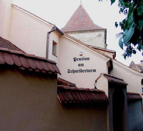 Pension Am Schneiderturm