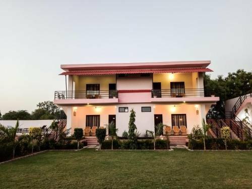 Ranthambhore Palace