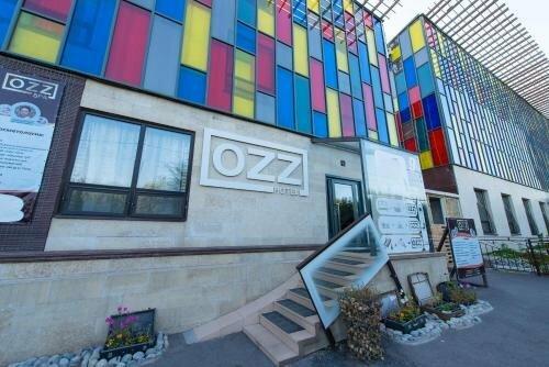 Отель-гостиница Ozz