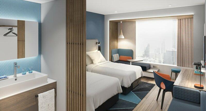 Holiday Inn Express Jurong Huayang