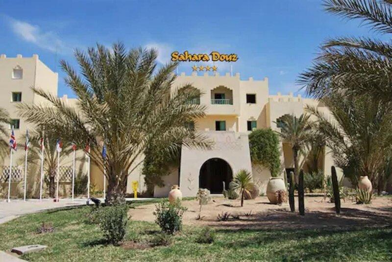 Hotel Sahara Douz