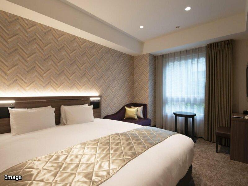 Hotel Villa Fontaine Grand Tokyo-Roppongi