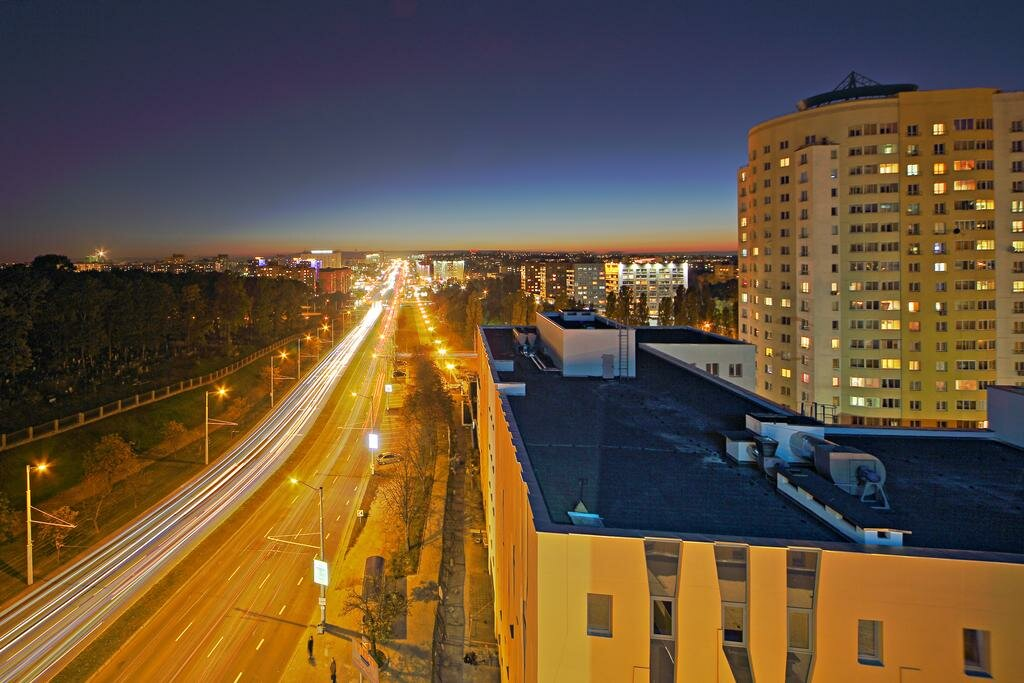 гостиница — BonHotel — Минск, фото №2