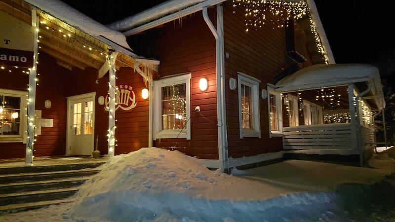 Saariselka Kuukkeli Inn