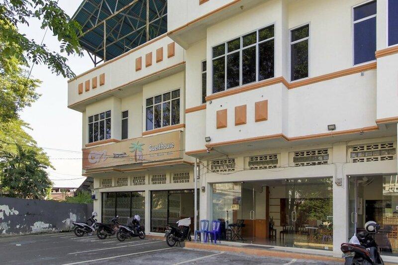 RedDoorz near Jalan Jendral Sudirman