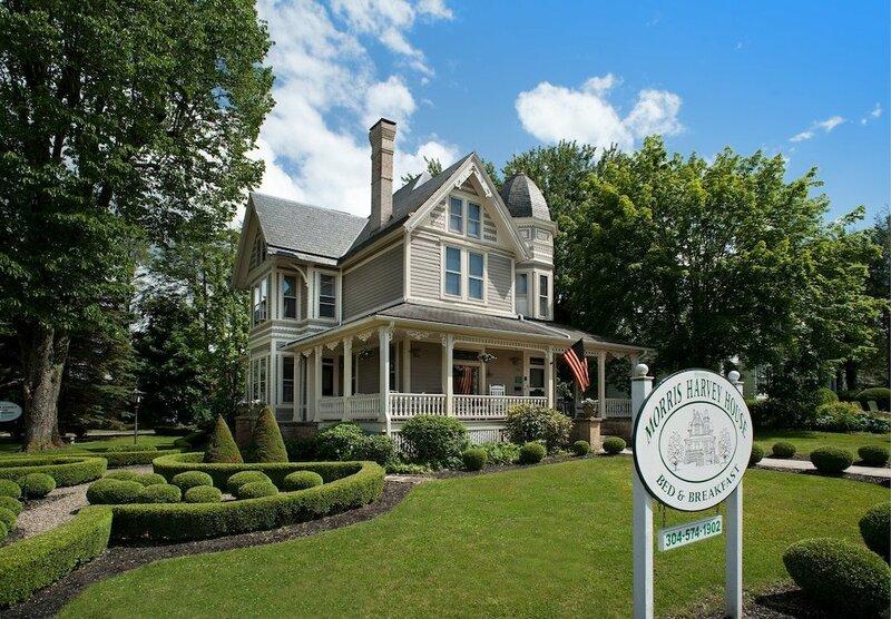 The Morris Harvey House