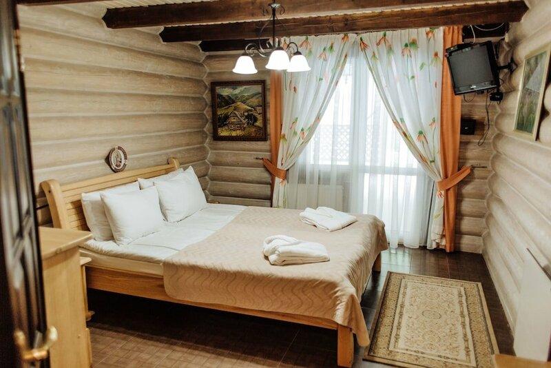 Отель Ведмежий Двир