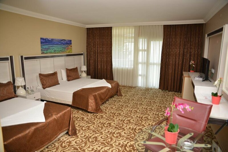 Atamer Doga Resort