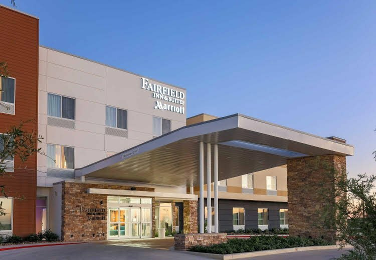 Fairfield Inn And Suites Pleasanton