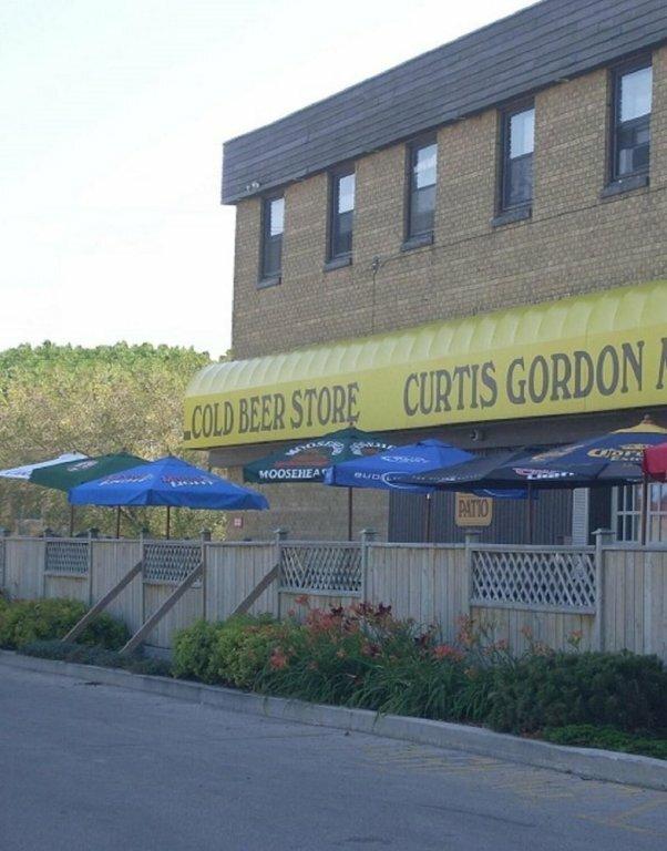 Curtis Gordon Motor Hotel