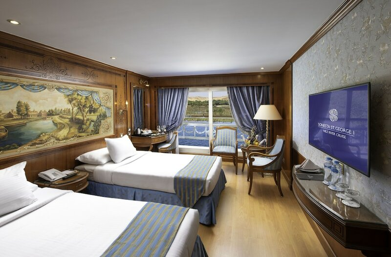 Ms Sonesta St George Nile Cruise - Aswan Luxor 3 Nights Friday
