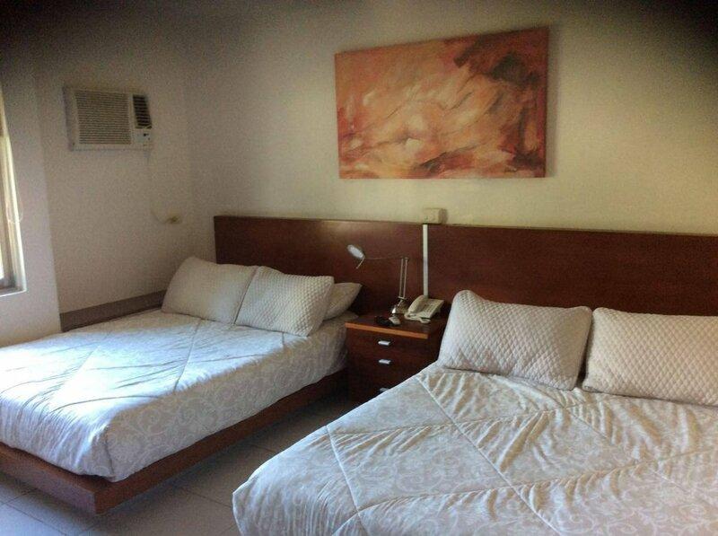 Hotel suites villa italia