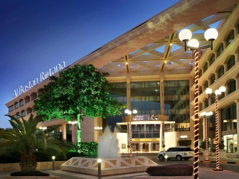 Mövenpick Grand Al Bustan Dubai