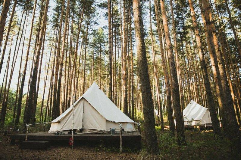 Campsite Les i More