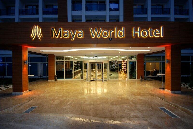 Maya World Side