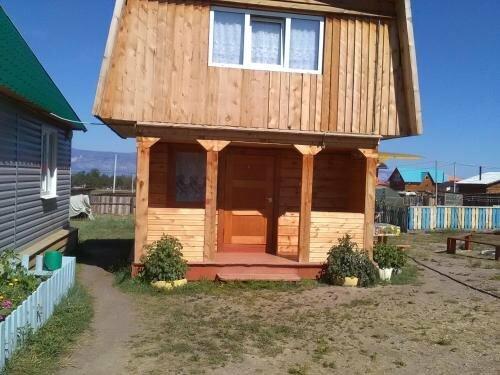Гостевой дом на улице Байкальская 81