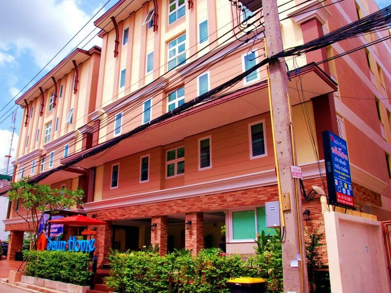 Salin Home Hotel Ramkhamhaeng