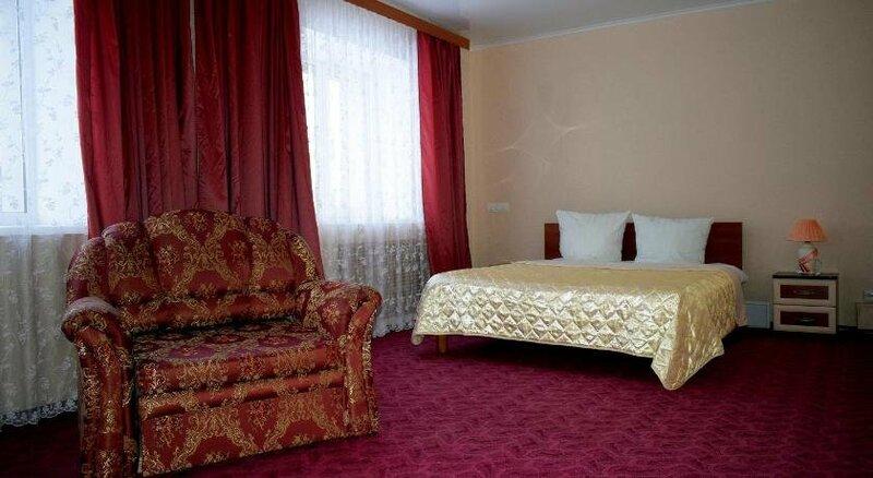 Polet Hotel Petropavlovsk-Kamchatsky