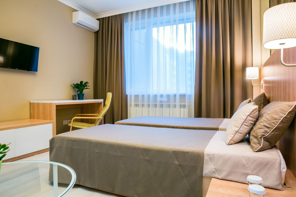 гостиница — Eco Apart Hotel Astana — Нур-Султан, фото №2