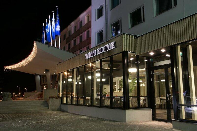 Отель Тарту