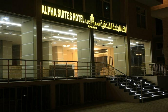 Alpha Suites Hotel