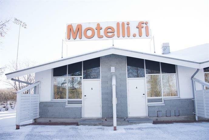 Autokeidas Forssa Motelli