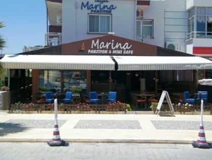 Marina Pension