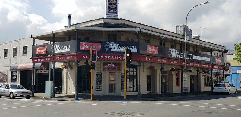 The Wakatu Hotel