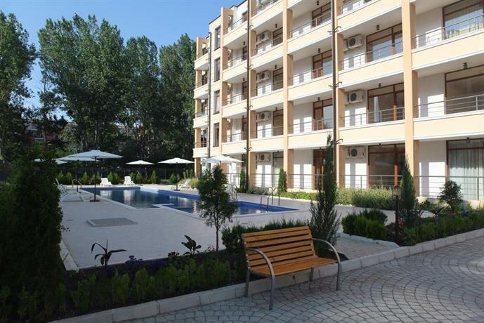 Апарт-комплекс Saint Elena