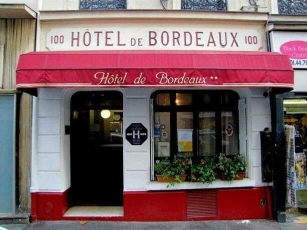 Hôtel de Bordeaux