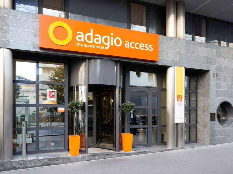 Aparthotel Adagio access La Défense Léonard de Vinci